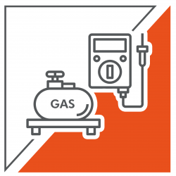 GAS EQUIPMENT LOGO